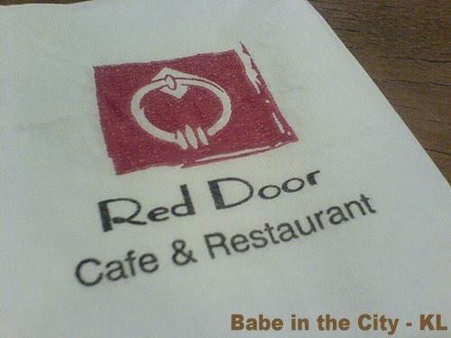 RD - Red Door