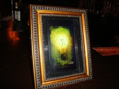 Edison digi-photo frame