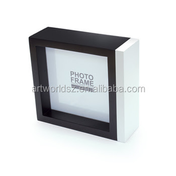 Supply Popular 18mm Pre Cut Glass For Frames Plastic Photo Cube
