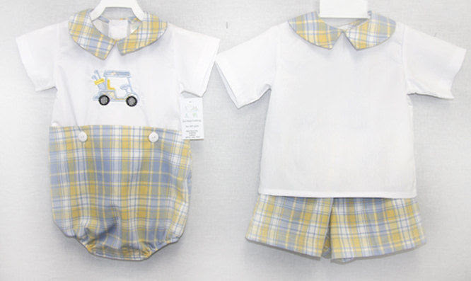Kids Golf Clothes  Baby Golf Outfit  Toddler Golf Clothes 292086  Zuli Kids Clothing