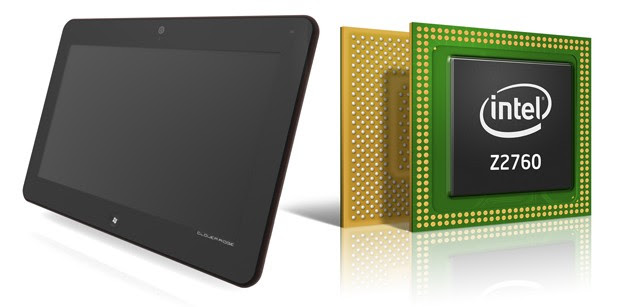 Intel details Clover Trail tablet design 30 days standby, 10 hours active use, 'full' Windows 8 experience