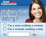 Serious about dating?