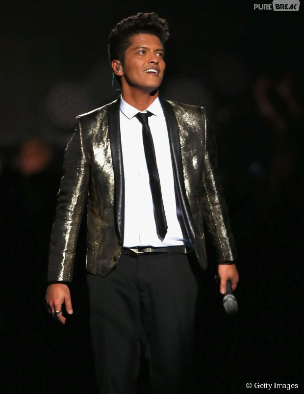 Peter Gene Hernandez é o nome verdadeiro de Bruno Mars