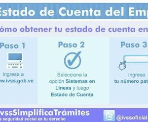 Empleador Verifica tu estado de cuenta en el IVSS