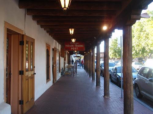 old town walkway