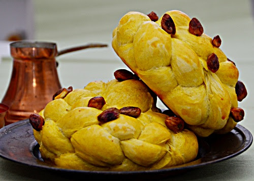 libanese spiced rolls