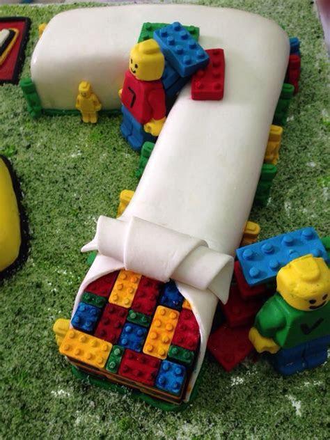 boy birthday cake ideas  year  lego cake