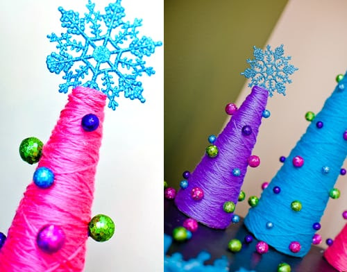 christmas decor, handmade holiday decor, unique christmas decoration