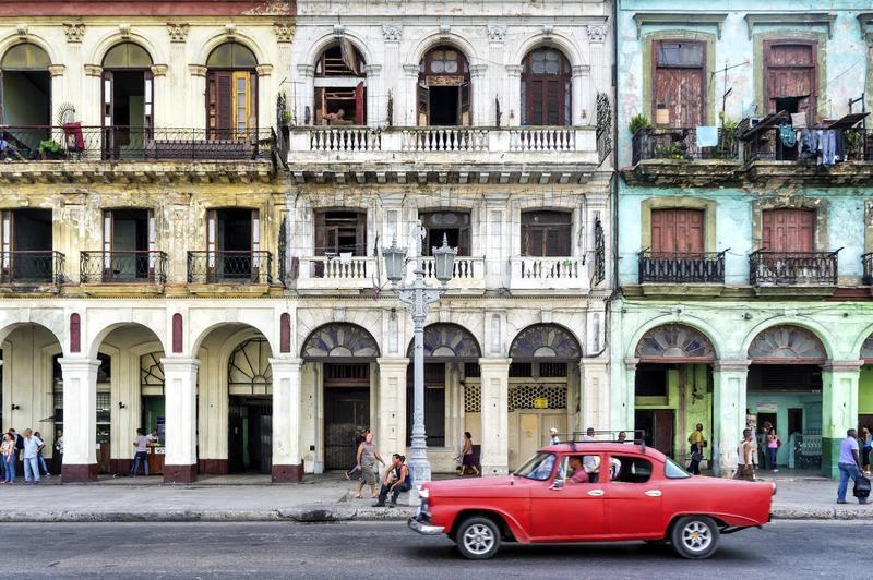 centro histórico de la habana