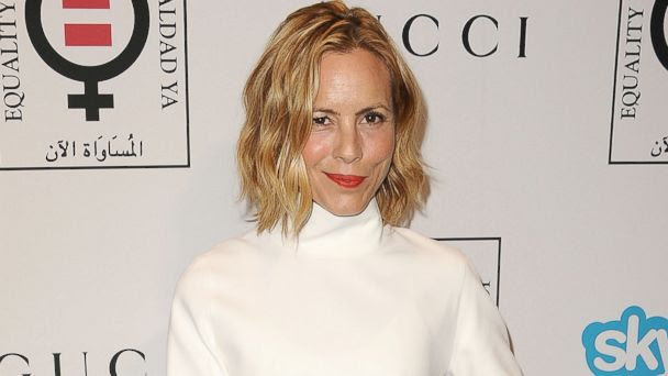 How Maria Bello Told Her Son Shes In Love With A Woman Abc News
