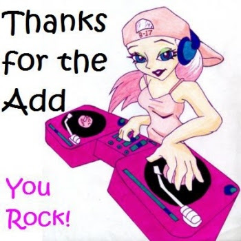 blog thanks for the add Graphics Love Scraps