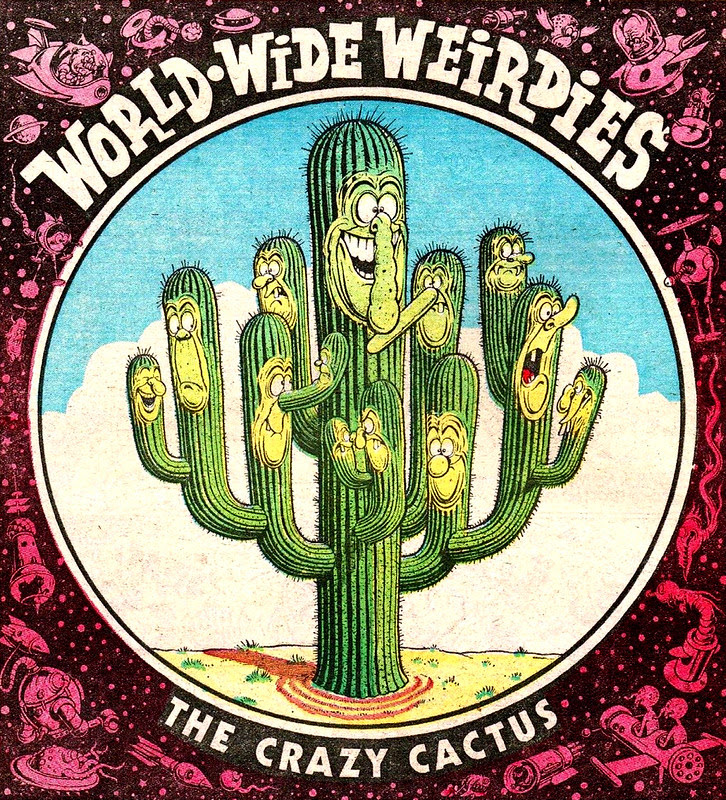 Ken Reid - World Wide Weirdies 125