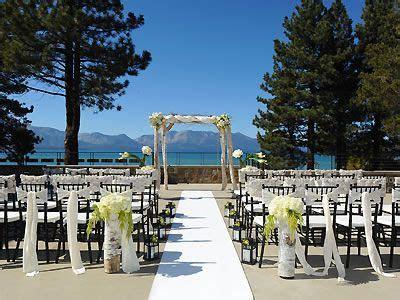 The Landing Resort and Spa South Lake Tahoe Weddings