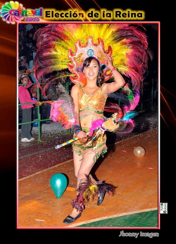 Elección reina y ñusta del carnaval 2013 de Villazón