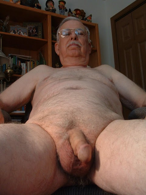 Naked Old Grandpa Pics (@Tumblr) | Top 12 Hottest