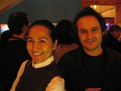 parviz and i, torino fest 2003