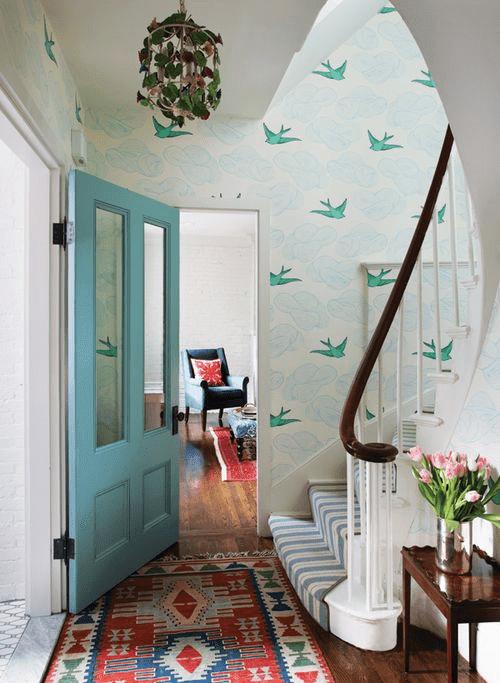Crear interiores donde apetezca disfrutar el tiempo. Foto de Vivid hue Home