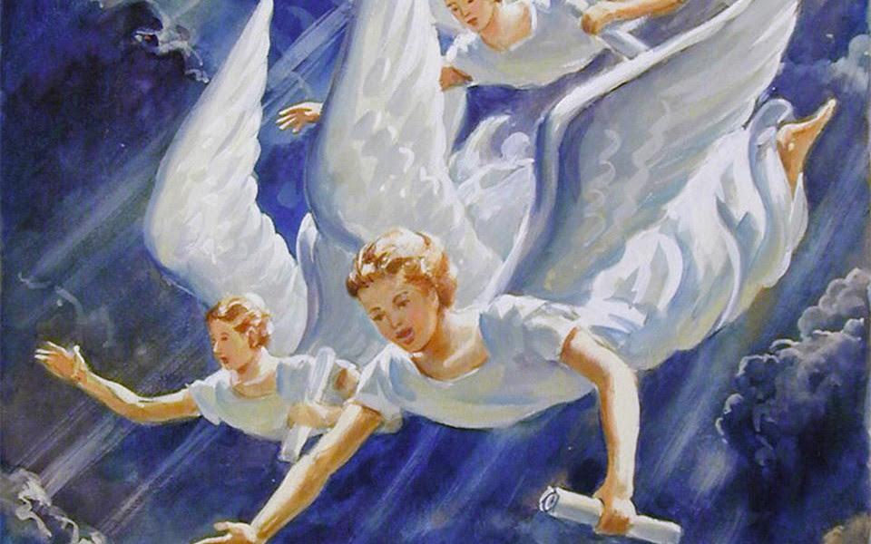 Qué Diferencias Existen Entre Arcángeles Y ángeles Perú Católico