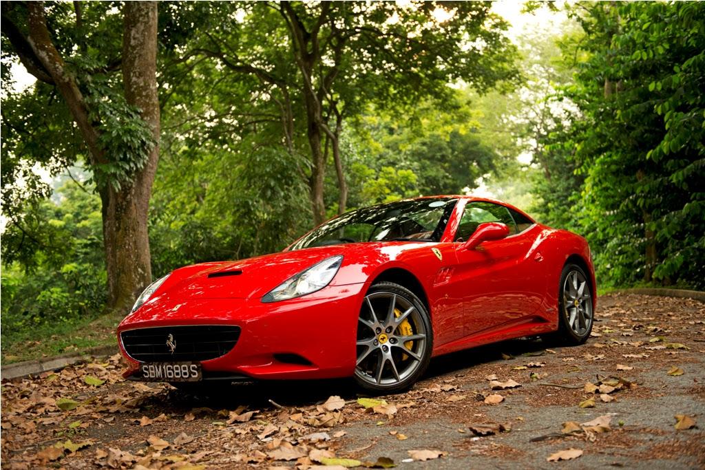 FEATURE: Ferrari California 30