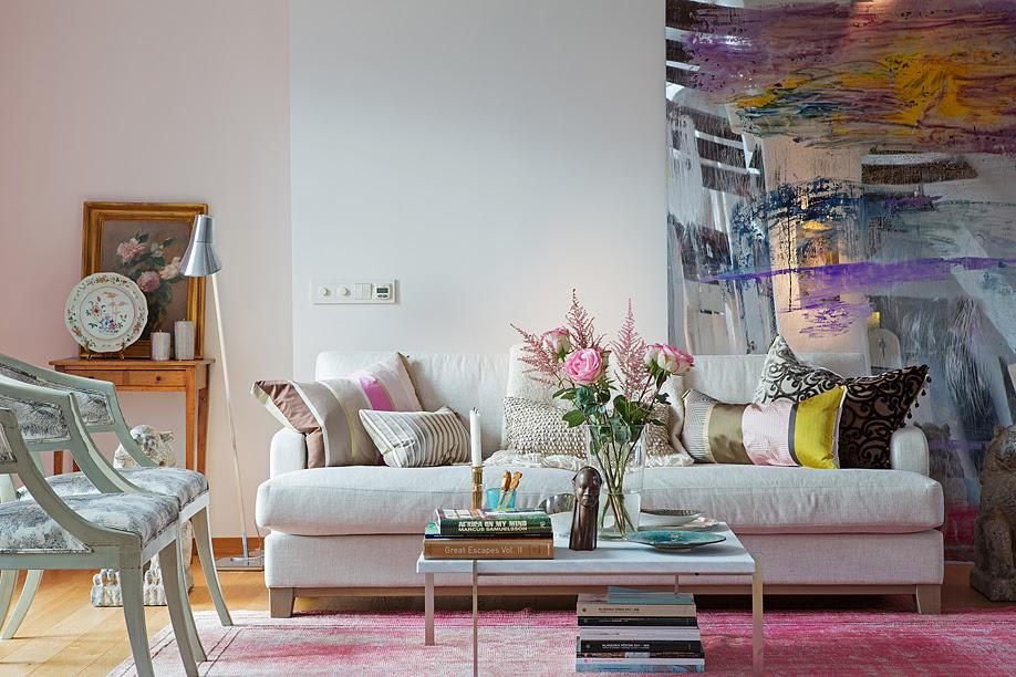 Apartamento em Estocolmo 1