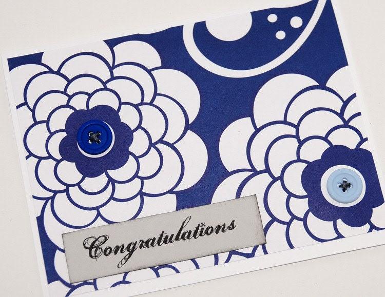 Congratulations - Greeting Card