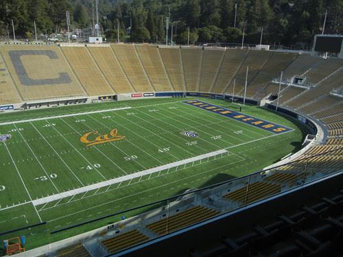 DSCN0003 _ California Memorial Stadium, UC  Berkeley