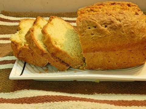 khana manpasand: Eggless Yeast Free Bread (Without ...