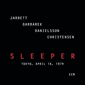 Keith Jarrett  - Sleeper cover