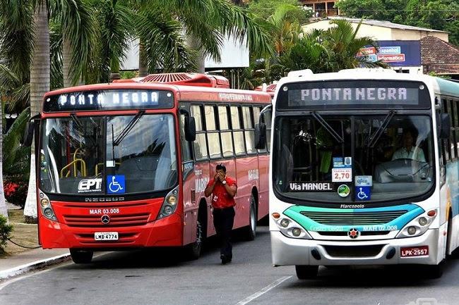 passe livre ônibus graça maricá