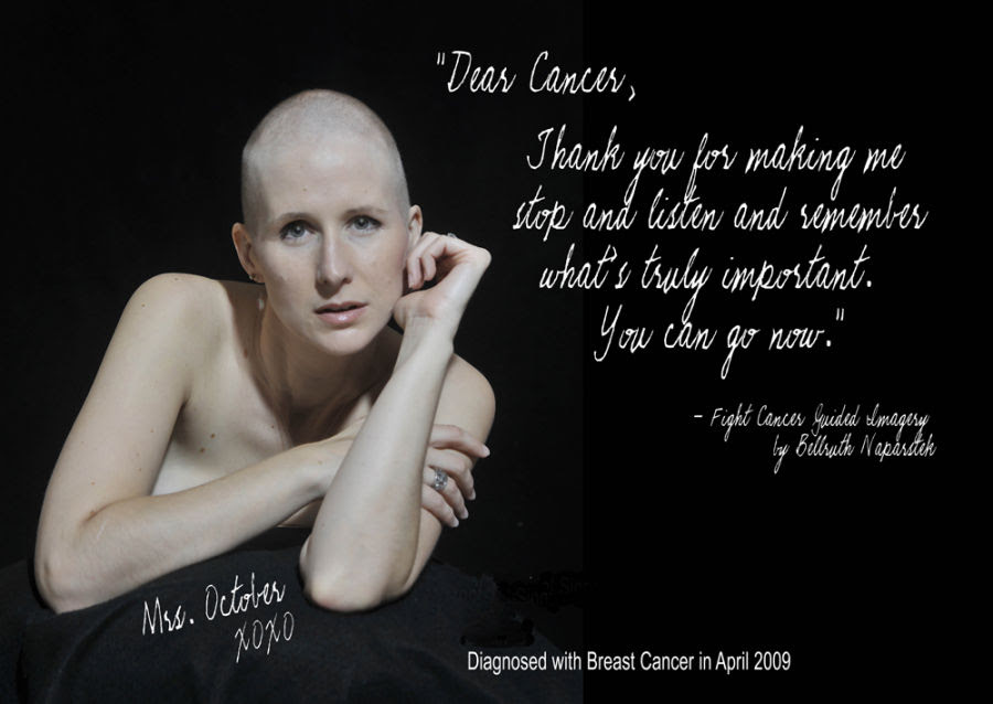 Motivational Quotes For Women With Breast Cancer