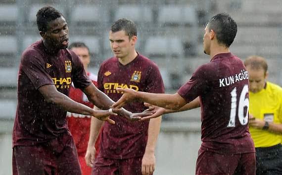 Manchester City: Away Jersey 2012-2013
