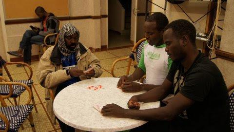 Refugiados de Calais