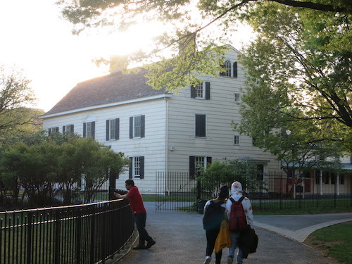 rufus king park king manor museum jamaica queens nyc