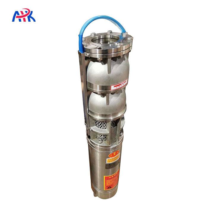 Industri Pompa Air Laut Submersible 7 Inch Vertikal Pompa ...