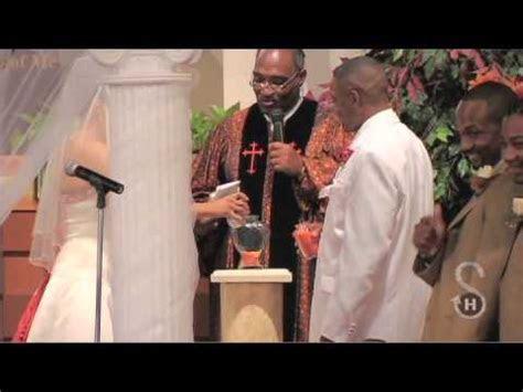 Deloris & Vernon Wedding Sand Ceremony   YouTube