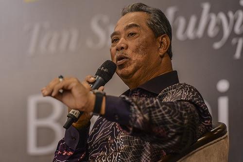 Najib mesti jawab RM700 juta 1MDB 'tersembunyi' di mana? - Muhyiddin