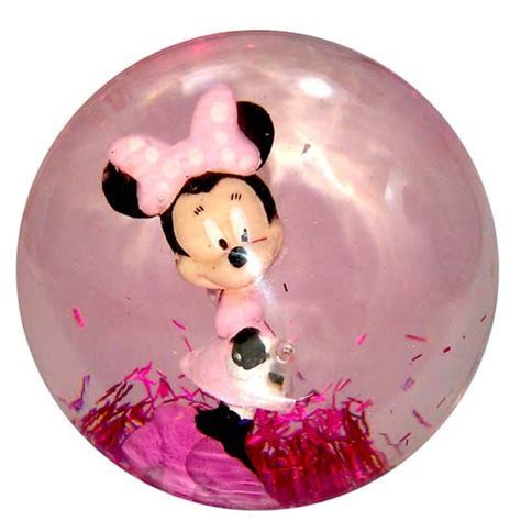 Your WDW Store   Disney Bouncy Ball   Glitter Filled Water