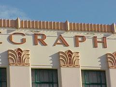 Daily Telegraph Building, Napier
