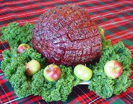 Glazed Ham