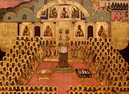 Αποτέλεσμα εικόνας για Οἰκουμενικές Σύνοδοι