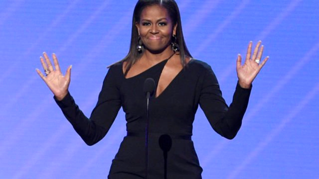 Michelle Obama slams American women for voting Donald Trump against Hilary Clinton