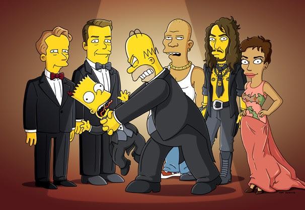 Os Simpsons (Foto: Divulgação / Twentieth Century Fox)