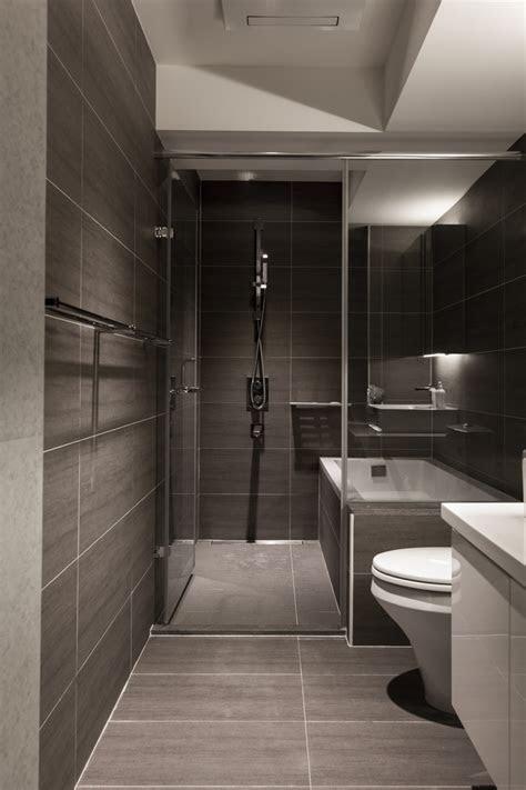 gray slate bathroom interior design ideas