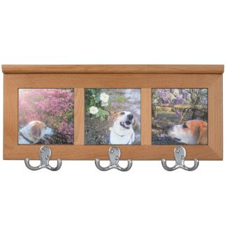 Scent of Spring Flowers Coat Racks