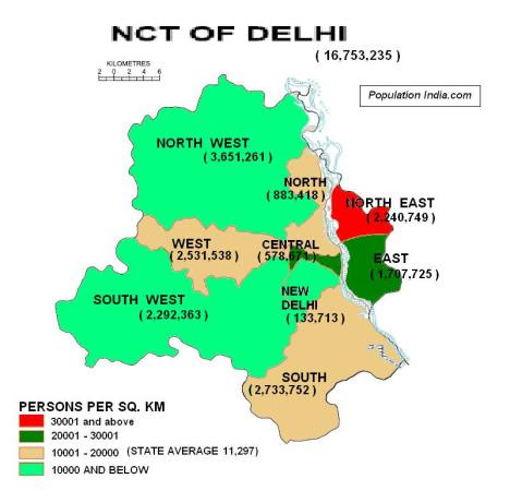 delhi,delhi population,population of delhi, population of new delhi, delhi map, delhi stats,population of delhi 2011, density of delhis population