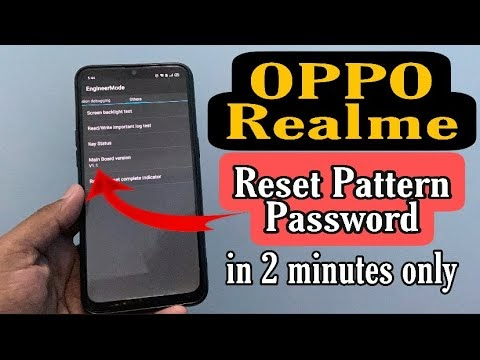 Unlock any OPPO & Realme password lock without Computer in just 2 minutes