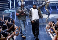 Remember Chauncey from Blackstreet ge was black as the street was