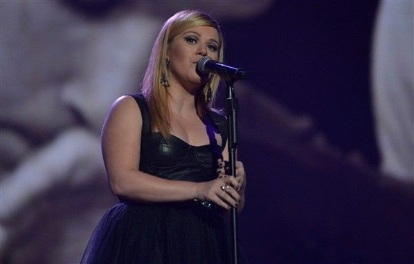 X Factor UK - December 2012, Kelly Clarkson