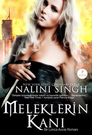 Kitap Yorumu: Meleklerin Kanı | Nalini Singh (Guild Hunter, #1)
