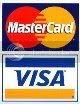 master / visa